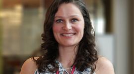 Postdoc Amanda Hurley heads to DC for AAAS Science & Technology Fellowship